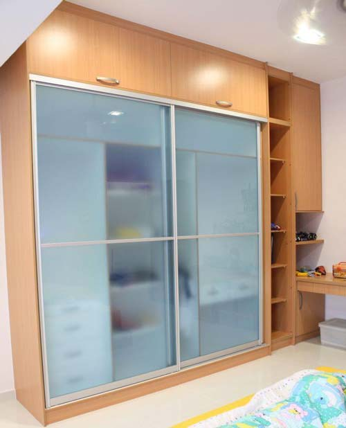 Beau Sliding Door Wardrobe