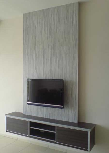 Simple TV Cabinet Design